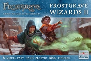 FROSTGRAVE WIZARDS II (FEMALE)