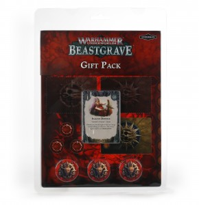 WHU: BEASTGRAVE GIFT PACK (ENGLISH) [OOP]