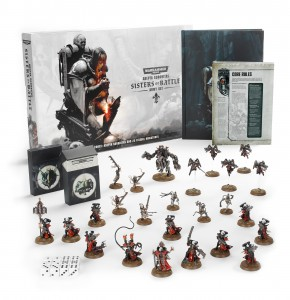 ADEPTA SORORITAS: SISTERS OF BATTLE ENG