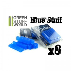 MOLDS BLUE STUFF (8 BARS)