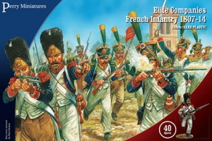 ELITE COMPANIES, FRENCH INFANTRY 1807-1814
