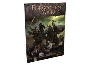 FORGOTTEN WORLDS RULEBOOK