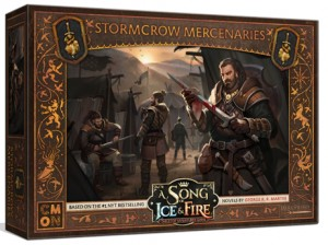 NEUTRAL STORMCROW MERCENARIES: A SONG OF ICE AND FIRE EXP.