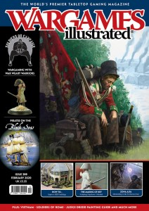 WARGAMES ILLUSTRATED WI388 FEBRUARY EDITION