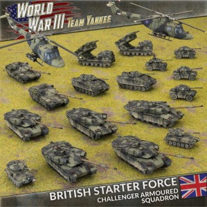 WWIII: BRITISH STARTER FORCE