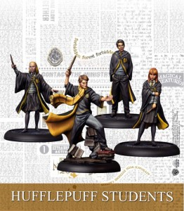 HUFFLEPUFF STUDENTS