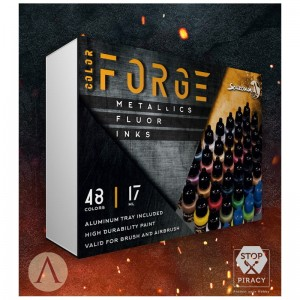 SCALE 75 PAINT SET - COLOR FORGE COLLECTION
