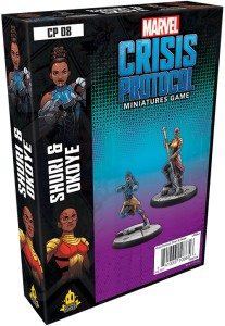 MARVEL CRISIS PROTOCOL: SHURI AND OKOYE