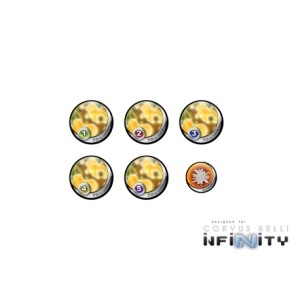 INFINITY TOKENS TOCAMO YELLOW
