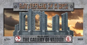 GALLERY OF VALOUR (X1)