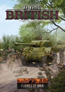D-DAY BRITISH (80P A4 HB)