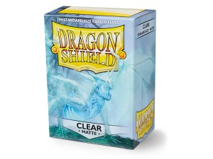 DRAGON SHIELD CLEAR MATTE (100SZT.)