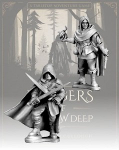 RANGERS OF SHADOW DEEP 4