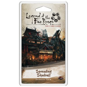 SPREADING SHADOWS: L5R LCG