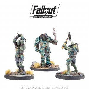 FALLOUT: SUPER MUTANTS: SKIRMISHERS