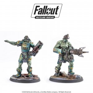 FALLOUT: SUPER MUTANTS: FIST & OVERLORD