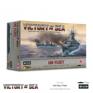 Victory at Sea - IJN FLEET BOX