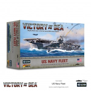 Victory at Sea - US NAVY FLEET BOX