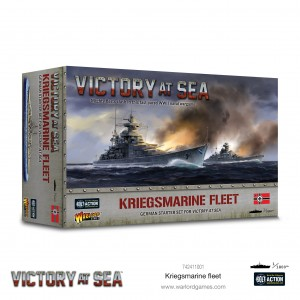 Victory at Sea - KRIEGSMARINE FLEET BOX