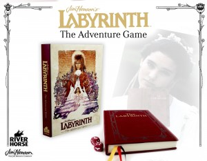 Labyrinth: The Adventure Game RPG
