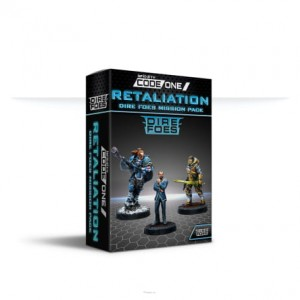CodeOne: Dire Foes Mission Pack Alpha: Retaliation