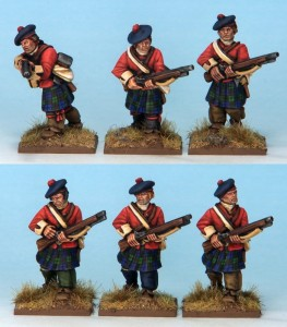 British Highland Light Infantry