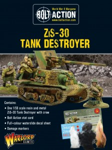 ZIS-30 Tank Destroyer