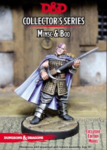 Minsc & Boo: D&D Collector's Series