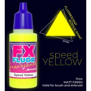 SCALE 75 - FX FLUOR SPEED YELLOW