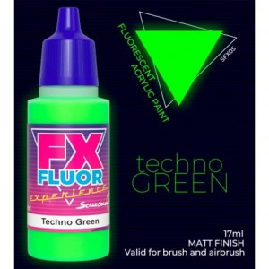 SCALE 75 - FX FLUOR TECHNO GREEN