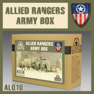 ALLIED RANGERS ARMY BOX
