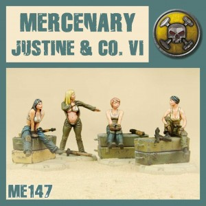 MERCENARY JUSTINE & CO VI