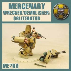 Demolisher/Wrecker/Obliterator
