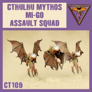 Mi-Go Assault Squad