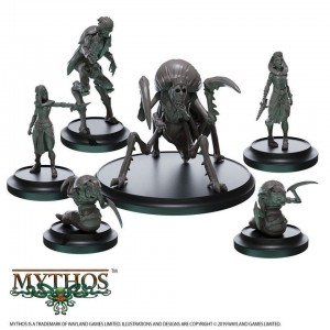 Custos Crypta Faction Starter Set