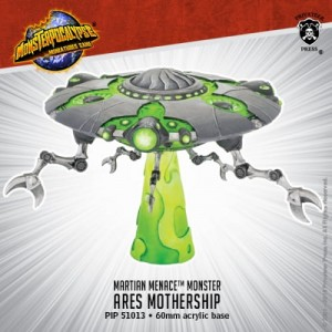 MONSTERPOCALYPSE ARES MOTHERSHIP