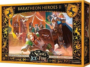 BARATHEON HEROES BOX 2: A SONG OF ICE AND FIRE EXP.