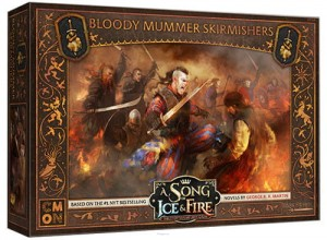 BLOODY MUMMER SKIRMISHERS: A SONG OF ICE AND FIRE EXP.