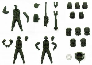 Allies Walker Crew Accessory Pack