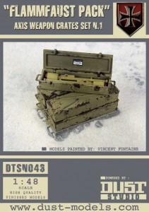 """Flammfaust Pack"" Axis Weapon Crates Set 1"