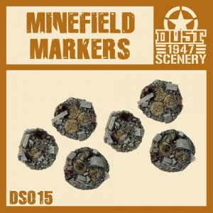 Minefield Markers
