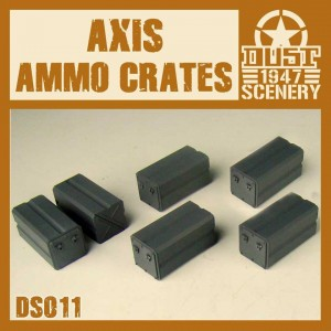Axis Ammo Crates Set