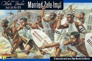 Married Zulu Impi (Anglo-Zulu War)