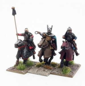 Avar High Chieftain & Chums