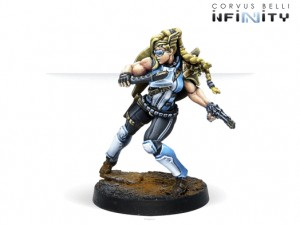 Valkyrie, Elite Bodyguard (LIMITED MODEL)