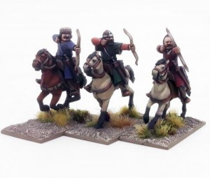 Avar Horse Archers - Shooting
