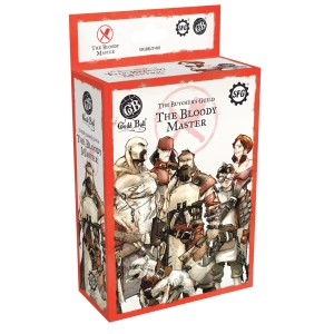 Guild Ball Butchers Guild: The Bloody Master (RESIN)