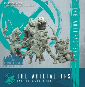 ARTEFACTERS FACTION STARTER BOX