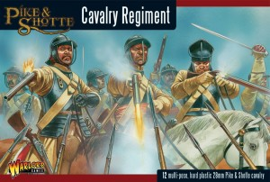 PIKE & SHOTTE CAVALRY REGIMENT