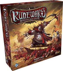 Uthuk Y'llan Army Expansion: Runewars Miniatures Game